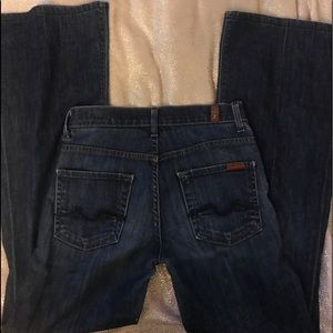 7 for all man king jeans 28